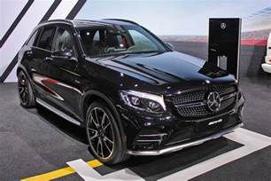 Mercedes 4matic Mercedes Amg Glc 43 4matic Is Here Amg Genes For All By
