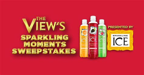 Abc The View Sweepstakes - abc s the view sparkling moments sweepstakes