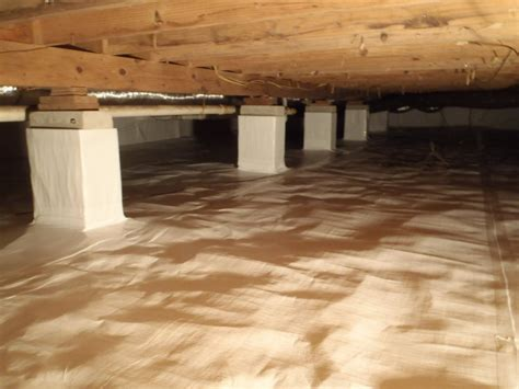 foundation systems of michigan crawl space encapsulation