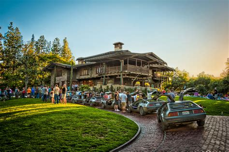 Back To The Future Gamble House