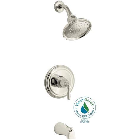 Kohler Devonshire Tub Faucet Kohler Devonshire 1 Handle Rite Temp Tub And Shower Faucet