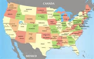us map w states central america trip 99 jim jaillet