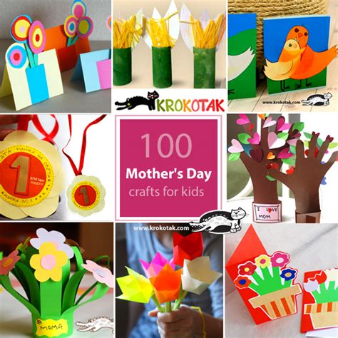 Krokotak Mothers Day Krokotak Tulips For