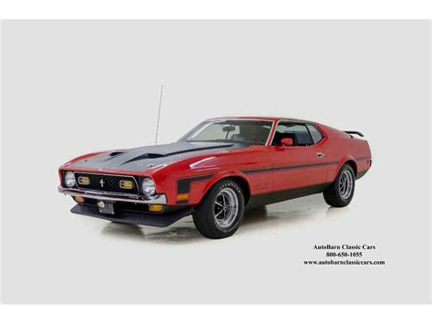 1971 ford mustang 351 1971 ford mustang 351 for sale classiccars cc