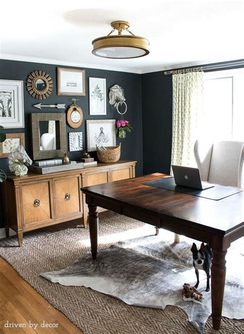 home design ideas gray walls 25 best ideas about home office decor on pinterest