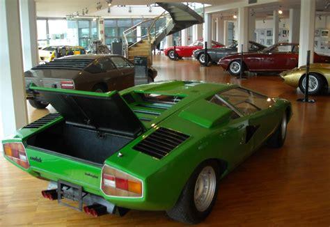 Lamborghini Museum In Italy Lamborghini Museum T Guide What To See Italy 3