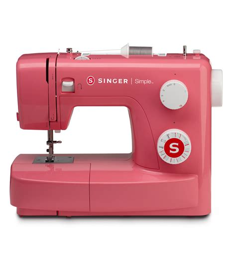 swing machines singer simple 3223 sewing machine raspberry jo ann