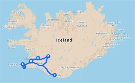 northern lights location map northern lights tours nordika travel