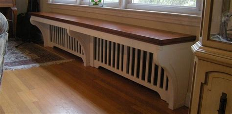 radiator cover bench a cabinetmakers photos
