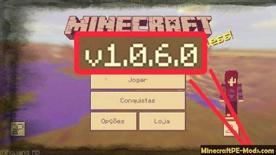 minecraft pe 0 6 1 apk minecraft pe pocket edition 1 0 6 0 1 0 6 1 apk
