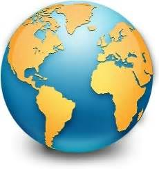 Global World Map by Global Earth World Map Free Icon In Format For Free