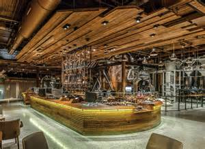 App Design Room an in depth look at the starbucks reserve roastery and