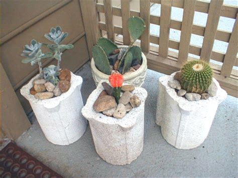 How To Make Concrete Planters by Concrete Planters Make