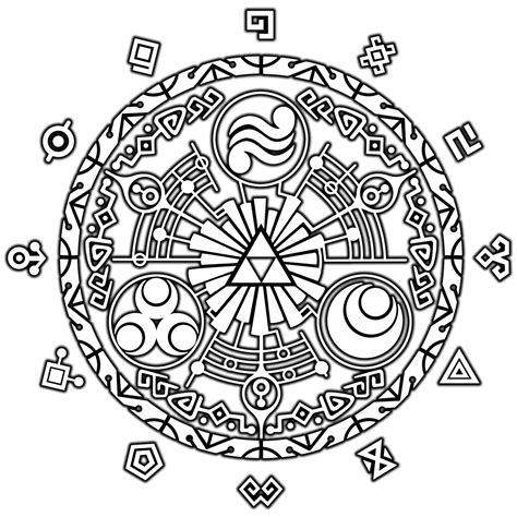 zelda triforce coloring page zelda coloring pages google search coloring book