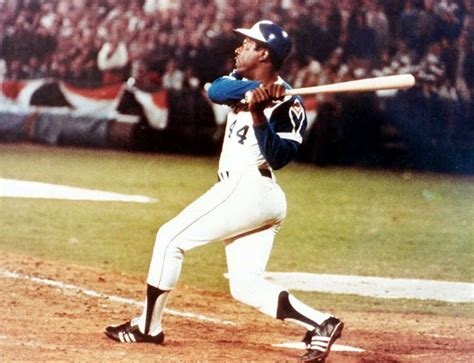 this day in history hank aaron breaks ruth s home