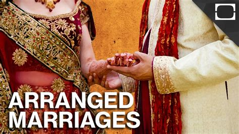 Aranged marriage in