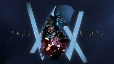 alan walker become legend legends never die alan walker remix worlds 2017