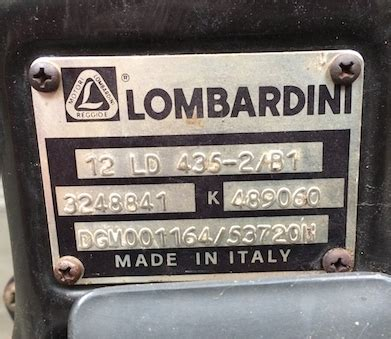 shane diesel bathtub lombardini 12 ld 435 2 b1 20 hp air cooled direct injection 4