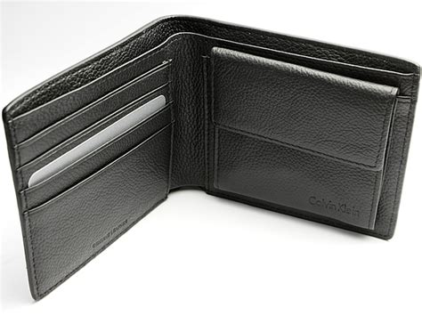 Branded Calvin Klein Embossed Leather Wallet Gck09 Original Usa cameron rakuten global market calvin klein calvin klein wallet folio wallet real leather