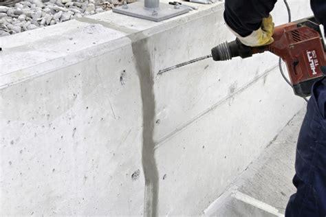 Risse Im Beton Sanieren by Risse Analysieren Und Sanieren Wie Risse In Beton Und