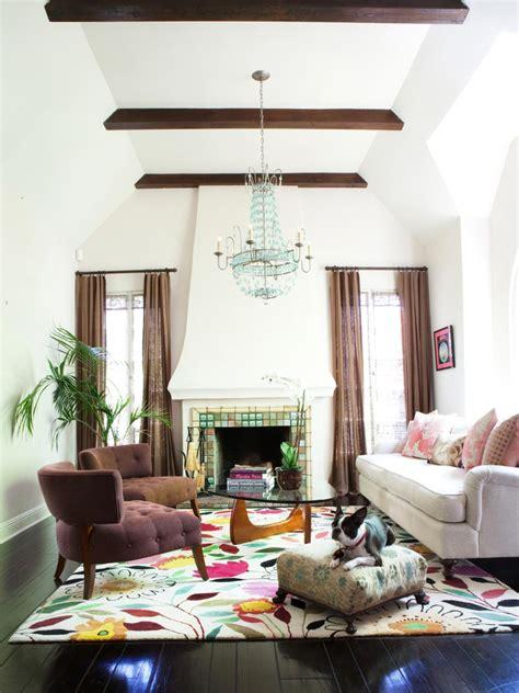 designers go to living room color palettes hgtv