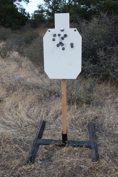 diy steel target stand 217 best target ideas images on shooting targets shooting range and shooting sport