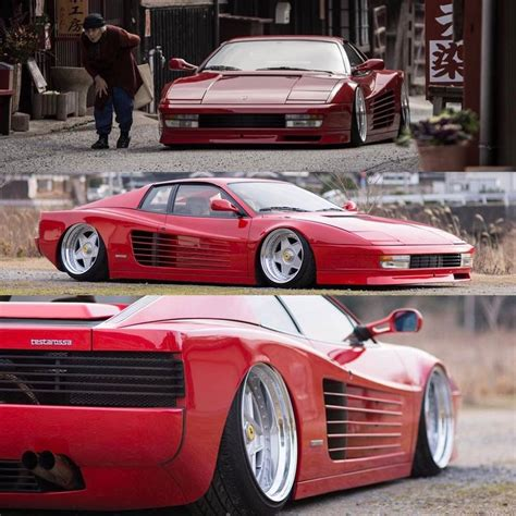Lochkreis Ferrari by Best 25 Testarossa Ferrari Ideas On Pinterest Ferrari