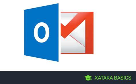 como configurar hotmail  outlook en la web de gmail