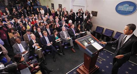 white house press is the white house press corps becoming obsolete hadas gold and sarah wheaton