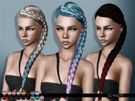 download sims 3 african braids leah lillith s leahlilith crush