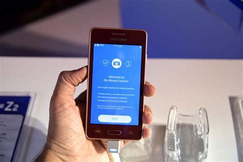 my money transfer app now available on samsung z1 z3