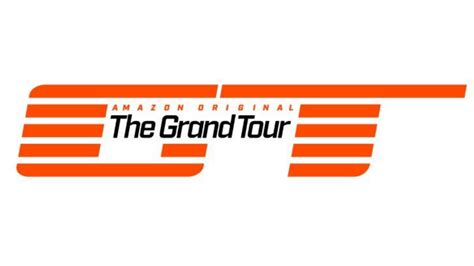 The Grand Tou the logo for clarkson s the grand tour is packed