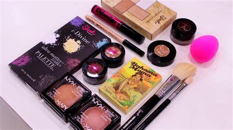 Eyeshadow Haul makeup haul makeup co nz makeup with jah