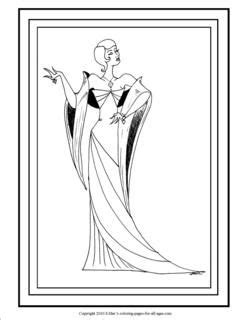 coloring pages art deco art deco adult coloring pages pinterest