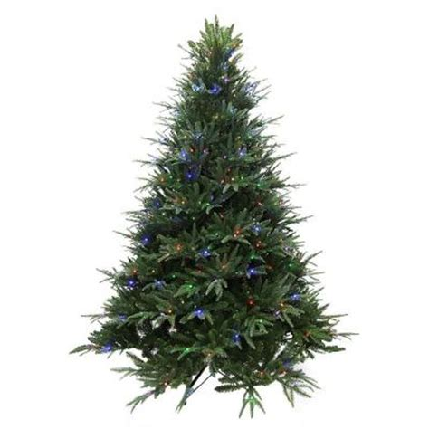 9 ft splendor spruce ez power artificial christmas tree