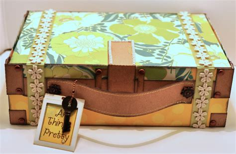suitcase box template suitcase template by cutups cards and paper crafts at
