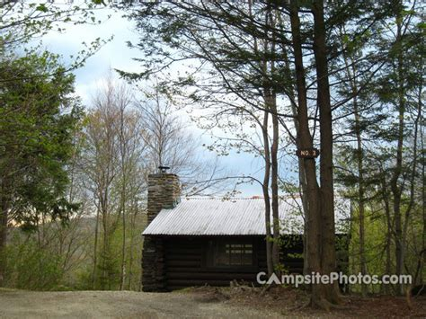 Savoy Mountain State Forest Cabins by Savoy Mountain State Forest Csite Photos