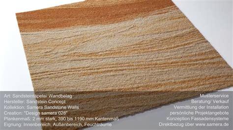 wandverkleidung sandstein sandstein wandverkleidung sandsteintapete architekt design