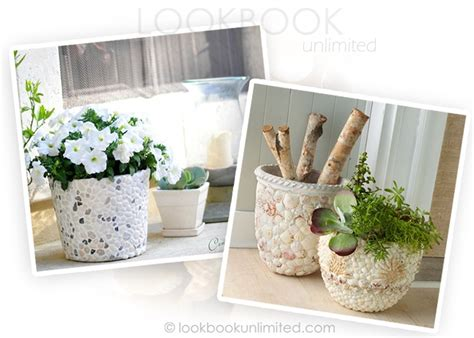 home design lookbook lookbook unlimited 10 diy projects with beach findings