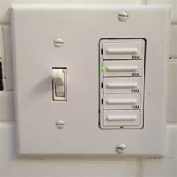 timer switches for bathroom fans bathroom fan timer switches marco org