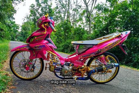 Gambar Motor Jupiter Modifikasi by 40 Foto Gambar Modifikasi Jupiter Z Kontes Racing Look