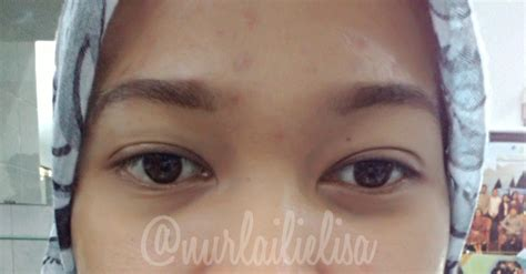 Pensil Alis Ql In Beautyland Eyebrow Iseng With Fanbo Eyebrow Pencil