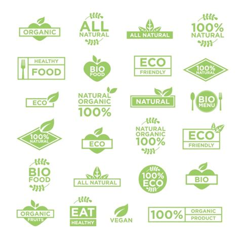 Eco Logos Template Vector Free Download Eco Vectors Photos And Psd Files Free