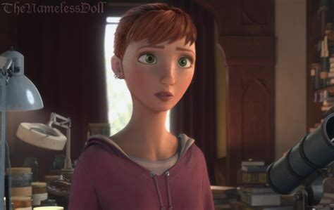 epic film mk mary katherine with short hair childhood animated movie
