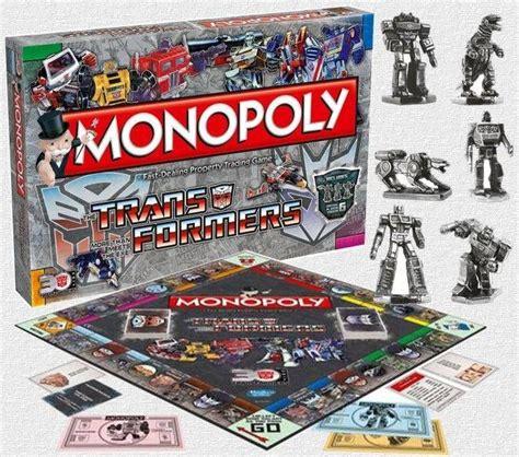 Monopoly Transformers transformers retro monopoly hasbro 2014 catawiki