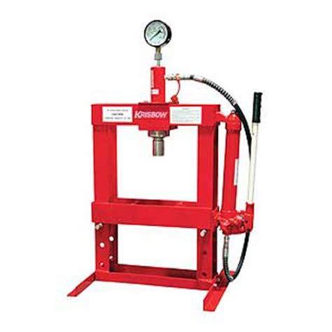 Mesin Hidrolik Jual Mesin Press Hidrolik Murah Pusat Instrument