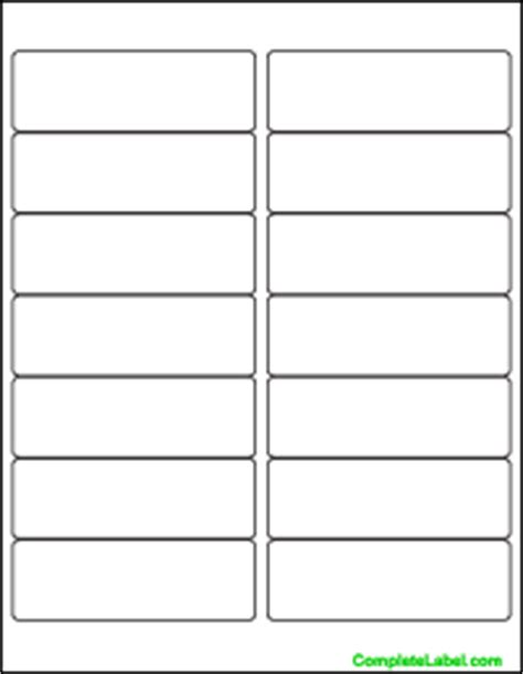 Avery 8162 Template For Word by Address Labels 4 Quot X 1 33 Quot Item Dt 100 Similar To