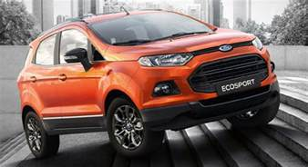 Ford Ecosport Philippines Ford Eco Sport Philippines Promos Autos Post