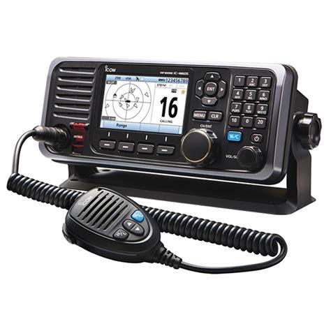 Icom Ic M200 Vhf Fixed Mount Marine Transceiver m605 vhf marine transceiver features icom america