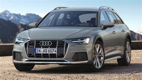 2020 audi a6 wagon confirmed 2020 audi a6 allroad is returning to the u s